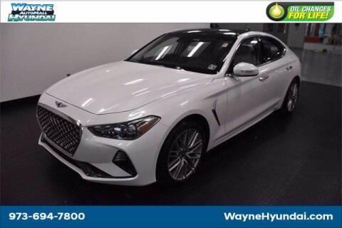 2020 Genesis G70 for sale at Wayne Hyundai in Wayne NJ