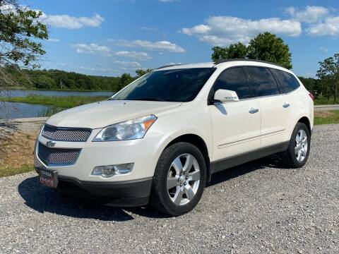 2012 Chevrolet Traverse for sale at TINKER MOTOR COMPANY in Indianola OK