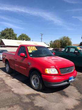 2000 Ford F-150 for sale at Car Spot in Las Vegas NV