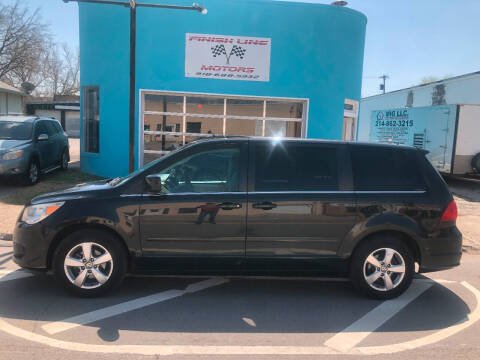 2009 Volkswagen Routan for sale at Finish Line Motors in Tulsa OK