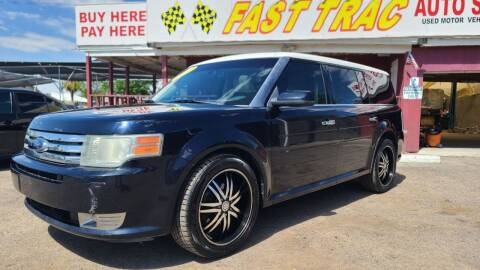2009 Ford Flex for sale at Fast Trac Auto Sales in Phoenix AZ