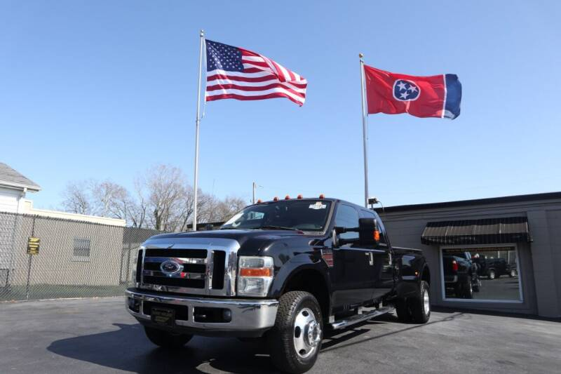 2008 Ford F-350 Super Duty for sale at Danny Holder Automotive in Ashland City TN