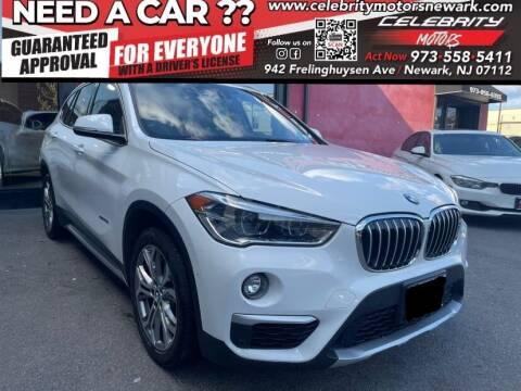 2016 BMW X1 for sale at Celebrity Motors in Newark NJ