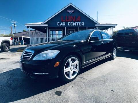 2011 Mercedes-Benz S-Class for sale at LUNA CAR CENTER in San Antonio TX