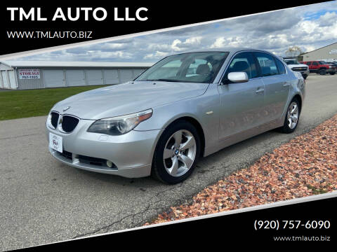 2005 BMW 5 Series for sale at TML AUTO LLC in Appleton WI