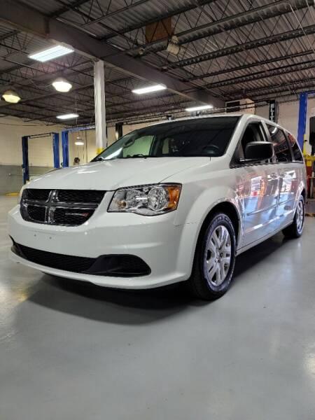 2014 Dodge Grand Caravan for sale at Brian's Direct Detail Sales & Service LLC. in Brook Park OH