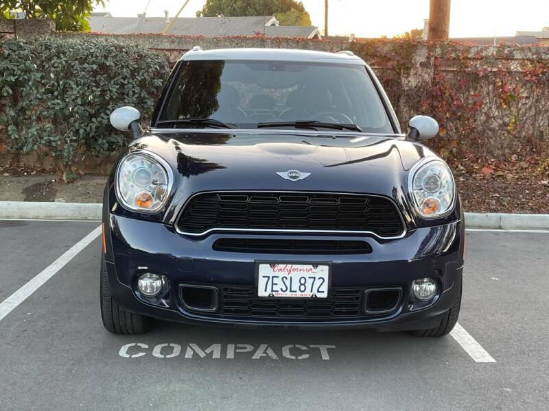 2014 MINI Countryman for sale at CARFORNIA SOLUTIONS in Hayward CA