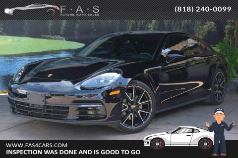 2018 Porsche Panamera for sale at Best Car Buy in Glendale CA