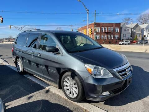 2006 Honda Odyssey for sale at G1 AUTO SALES II in Elizabeth NJ