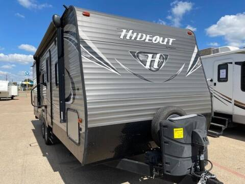 2017 Keystone Hideout 22RB for sale at Buy Here Pay Here RV in Burleson TX