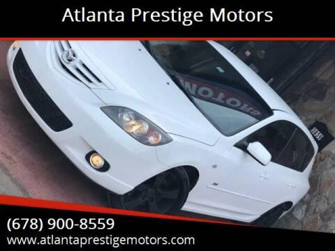 2004 Mazda MAZDA3 for sale at Atlanta Prestige Motors in Decatur GA