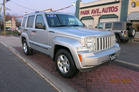 2011 Jeep Liberty for sale at PARK AVENUE AUTOS in Collingswood NJ