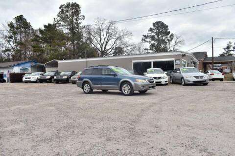 2009 Subaru Outback for sale at Barrett Auto Sales in North Augusta SC