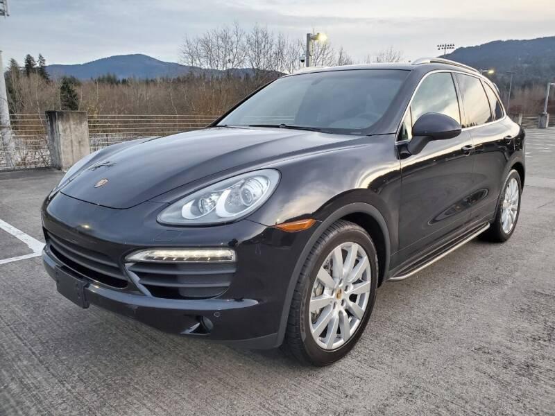 2012 Porsche Cayenne for sale at Painlessautos.com in Bellevue WA