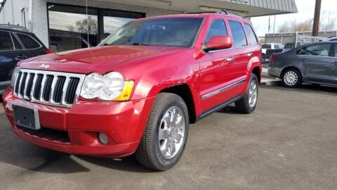 2010 Jeep Grand Cherokee for sale at LA Motors LLC in Denver CO