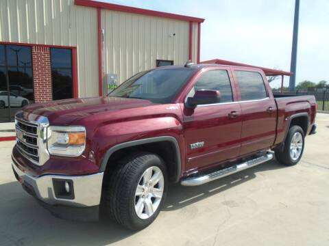 2015 GMC Sierra 1500 for sale at Premier Foreign Domestic Cars in Houston TX