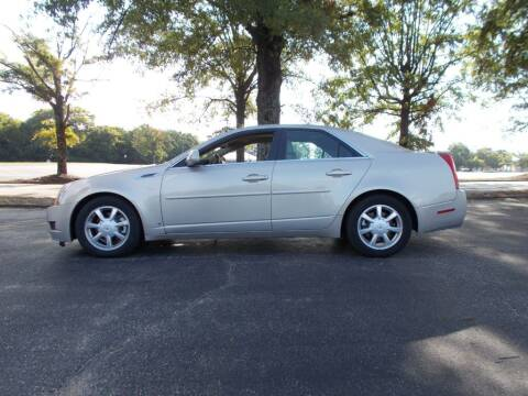 2008 Cadillac CTS for sale at A & P Automotive in Montgomery AL