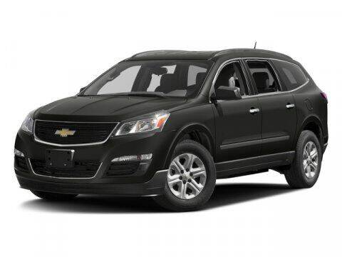 2016 Chevrolet Traverse for sale at STG Auto Group in Montclair CA