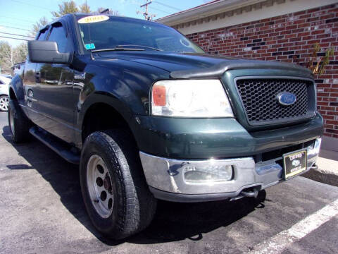 2004 Ford F-150 for sale at Certified Motorcars LLC in Franklin NH