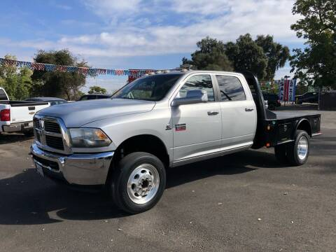 2012 RAM Ram Pickup 3500 for sale at C J Auto Sales in Riverbank CA