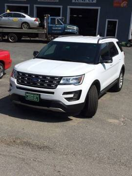2016 Ford Explorer for sale at Mascoma Auto INC in Canaan NH