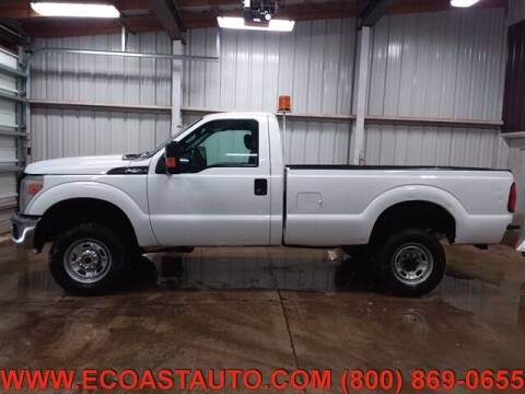 2015 Ford F-250 Super Duty for sale at East Coast Auto Source Inc. in Bedford VA