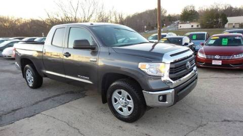 2015 Toyota Tundra for sale at Unlimited Auto Sales in Upper Marlboro MD