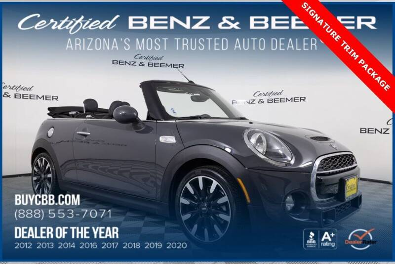 2019 MINI Convertible for sale in Scottsdale, AZ