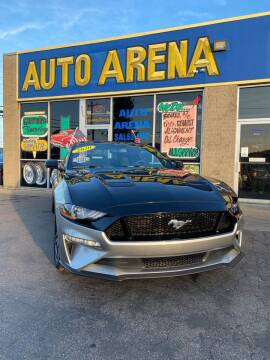 2020 Ford Mustang for sale at Auto Arena in Fairfield OH