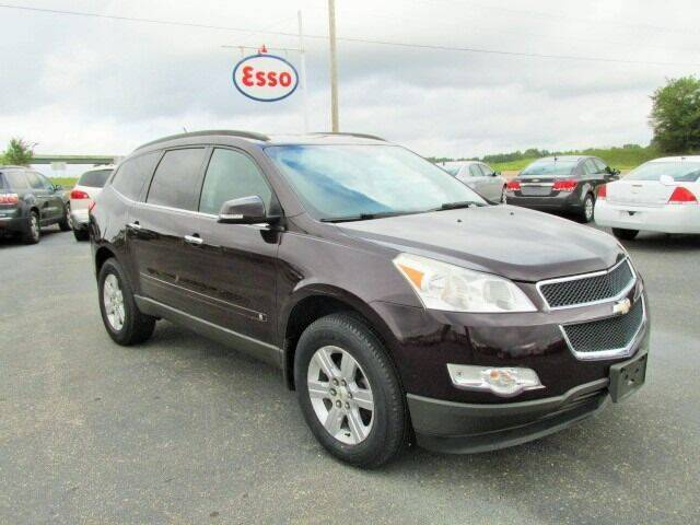 2010 Chevrolet Traverse for sale at 412 Motors in Friendship TN