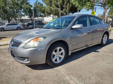 2009 Nissan Altima Hybrid for sale at Larry's Auto Sales Inc. in Fresno CA