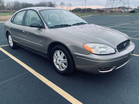 2006 Ford Taurus for sale at Quality Motors Inc in Indianapolis IN
