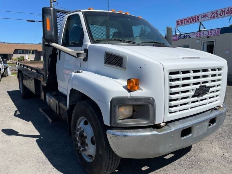 2006 Chevrolet C6500 for sale at DirtWorx Equipment - Trucks in Woodland WA