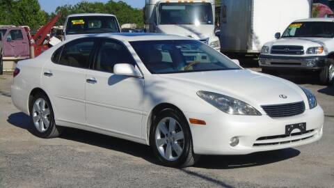 2005 Lexus ES 330 for sale at J & F AUTO SALES in Houston TX