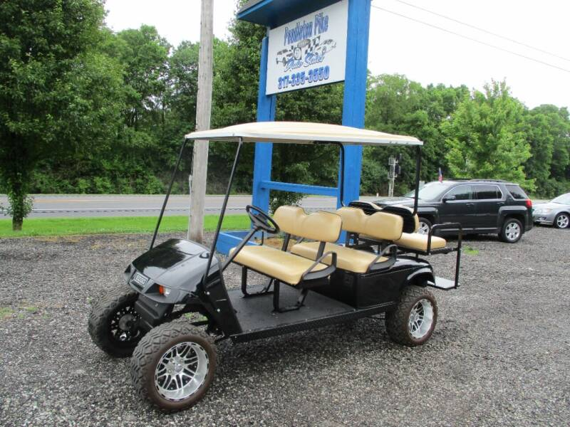 E-Z-GO LIMO for sale at PENDLETON PIKE AUTO SALES in Ingalls IN