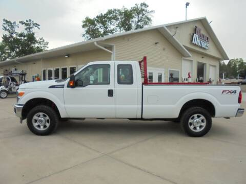 2015 Ford F-250 Super Duty for sale at Milaca Motors in Milaca MN