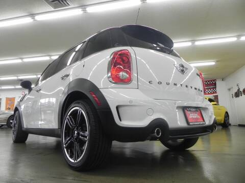 2012 MINI Cooper Countryman for sale at 121 Motorsports in Mt. Zion IL