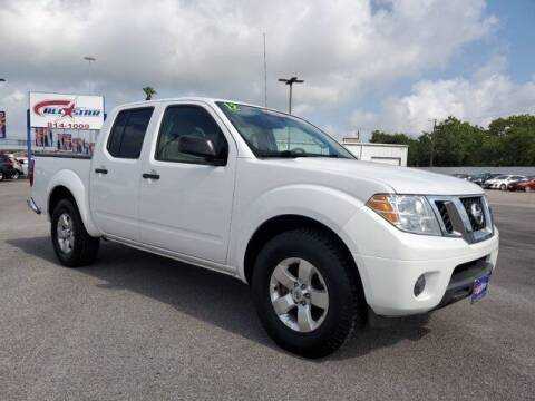 2012 Nissan Frontier for sale at All Star Mitsubishi in Corpus Christi TX