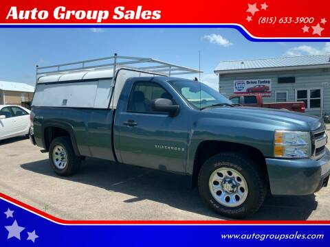 2007 Chevrolet Silverado 1500 for sale at Auto Group Sales in Roscoe IL