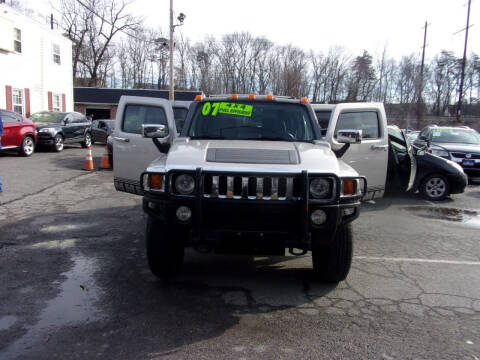 2007 HUMMER H3 for sale at Balic Autos Inc in Lanham MD