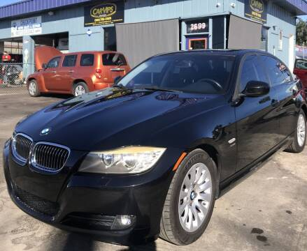2009 BMW 3 Series for sale at CAR VIPS ORLANDO LLC in Orlando FL