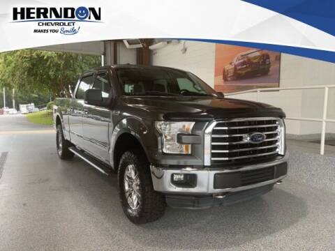2015 Ford F-150 for sale at Herndon Chevrolet in Lexington SC