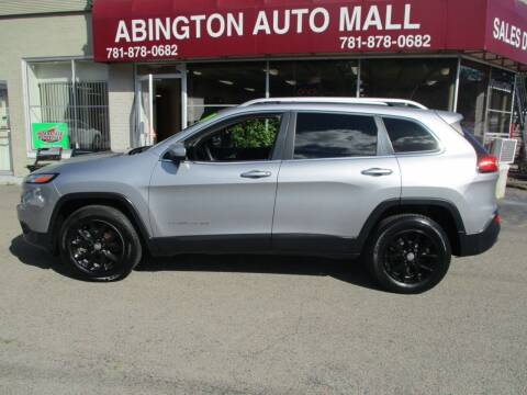 2014 Jeep Cherokee for sale at Abington Auto Mall LLC in Abington MA
