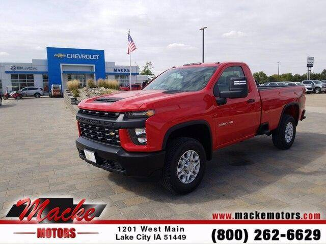 2020 Chevrolet Silverado 3500HD for sale in Lake City, IA