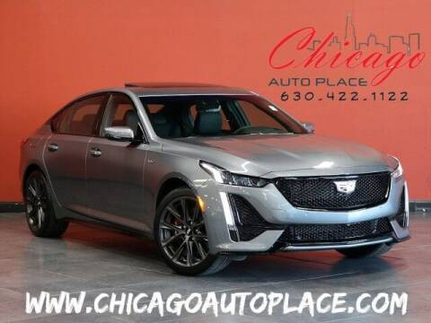 2021 Cadillac CT5 for sale at Chicago Auto Place in Bensenville IL