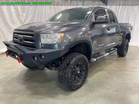 2012 Toyota Tundra for sale at Green Light Auto Sales LLC in Bethany CT