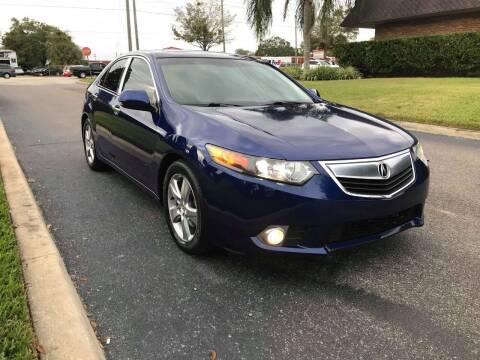2012 Acura TSX for sale at Mendz Auto in Orlando FL