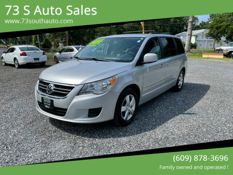 2011 Volkswagen Routan for sale at 73 S Auto Sales in Hammonton NJ