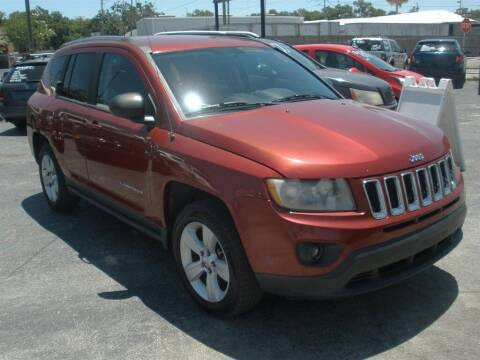 2013 Jeep Compass for sale at Priceline Automotive in Tampa FL