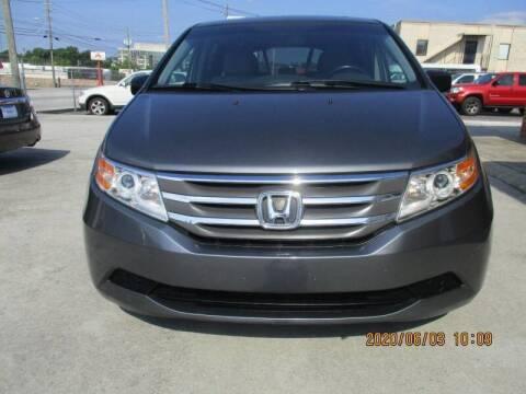 2012 Honda Odyssey for sale at Atlantic Motors in Chamblee GA